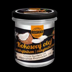 Kokosový olej s rakytníkem 200ml