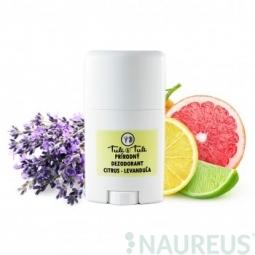 Ťuli a Ťuli - Přírodní deodorant Citrus - Levandule