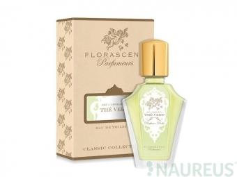 FLORASCENT Thé Vert, Aqua Aromatica  15 ml
