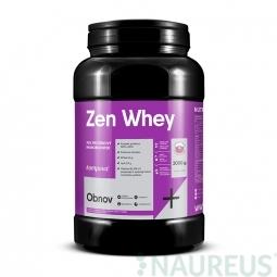 Zen Whey 70% 2000 g / 67 dávek - sladidlo stévie čokoláda-višeň