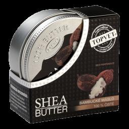 Bambucké máslo (shea butter 100%) 100ml
