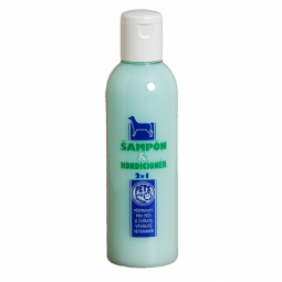 Šampon a kondicionér 2v1 pro psa 200ml