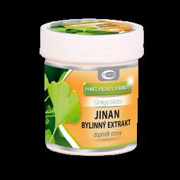 Ginko bylinný extrakt