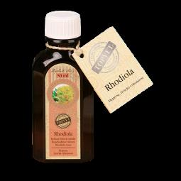 Rhodiola - Rozchodnice - tinktura - kapky 50ml