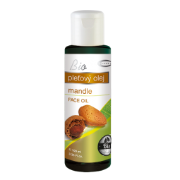 BIO Mandlový olej 100ml
