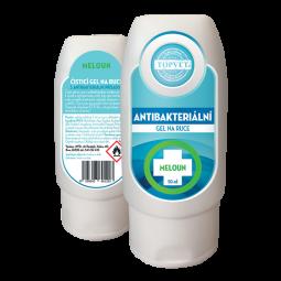 Antibakteriální gel na ruce - Meloun 50ml