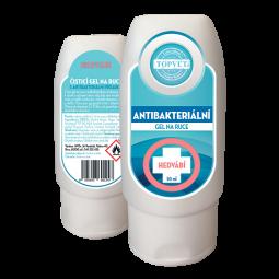 Antibakteriální gel na ruce - Hedvábí 50ml