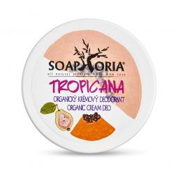 TROPICANA - organický krémový deodorant