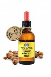 Ťuli a ťuli - Přírodní kožní olej Argan