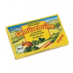 Zeleninový vývar v kostce BIO 8 ks Rapunzel*