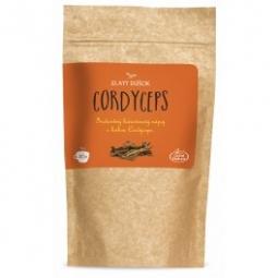 Zlatý doušek, kávovinový nápoj s houbou CORDYCEPS, 100 g