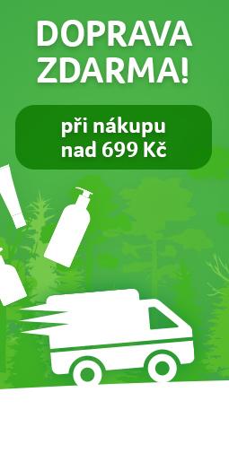 Využijte Dopravu zadarmo nad 699 kč - garantujeme doručení do vánoc
