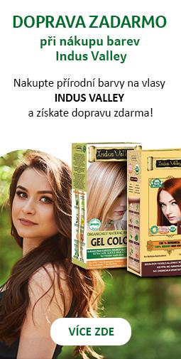 Doprava zadarmo barvy na vlasy Indus Valley