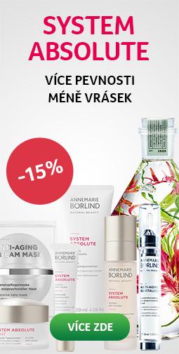 Akce Annemarie Borlind Srpen - 15%