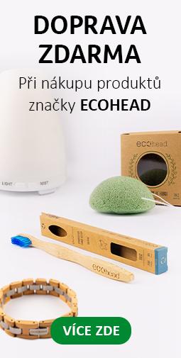 Doprava zadarmo s produkty Ecohead