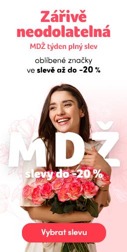 MDŽ - Zářivé nakupování