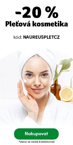 TOP kategorie ve slevě - Pleťová kosmetika -20%