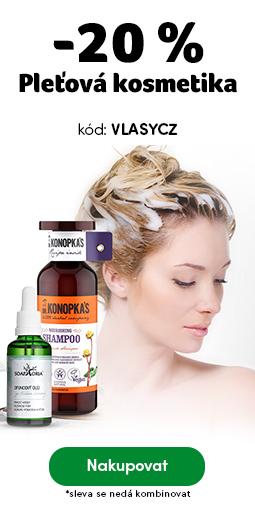 Vlasová kosmetika -20%
