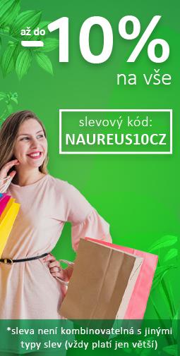 10% sleva na VŠECHNO - zdravé produkty pro Vás a Vaše blízké