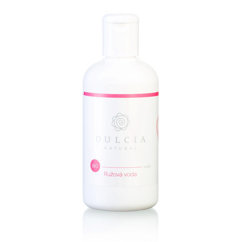 Dulcia natural BIO růžová voda 250 ml 250 ml
