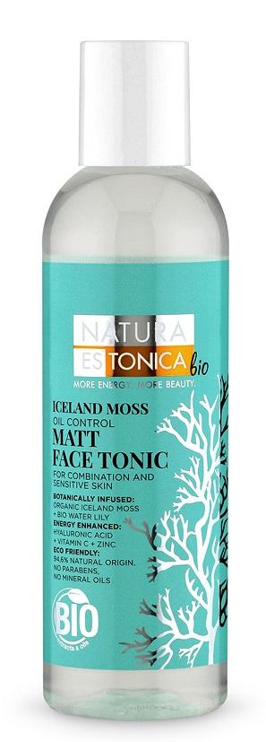 Pleťové tonikum Island Moss Natura Estonica 200ml