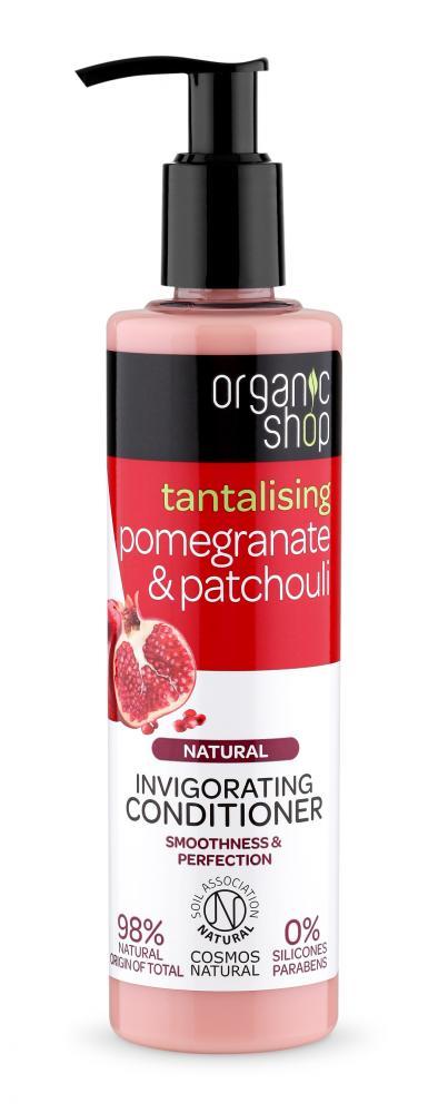 Organic Shop Organic Shop - Granátové jablko & Pačuli - Povzbuzující kondicionér 280 ml 280 ml