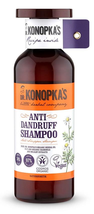Dr. Konopka´s Dr.Konopka'S- Šampon proti lupům 500 ml 500 ml
