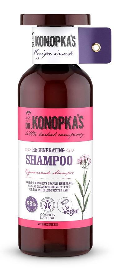 Levně Dr. Konopka´s Dr.Konopka'S - Regenerační šampon 500 ml