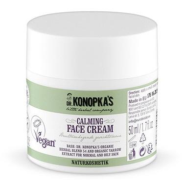 Levně Dr. Konopka´s Dr.Konopka'S - Zklidňující krém na obličej 50 ml 50 ml