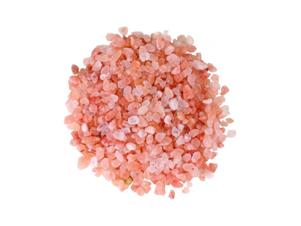 Wolfberry WF Himalájská sůl růžová jemná 25 kg Wolfberry 25 kg