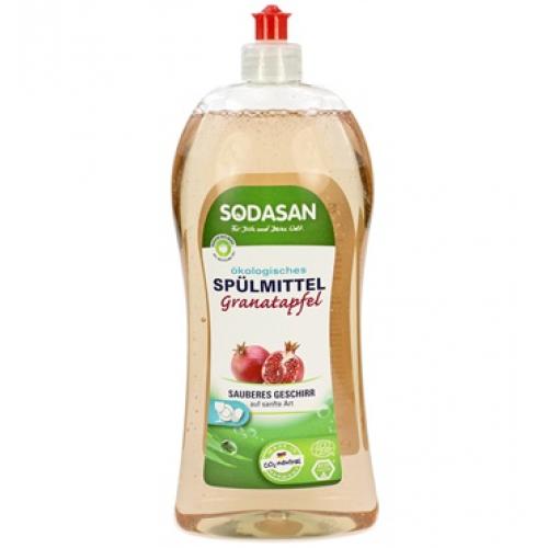 SODASAN Tekutý prostředek na nádobí Granátové jablko 1000ml 1000 ml