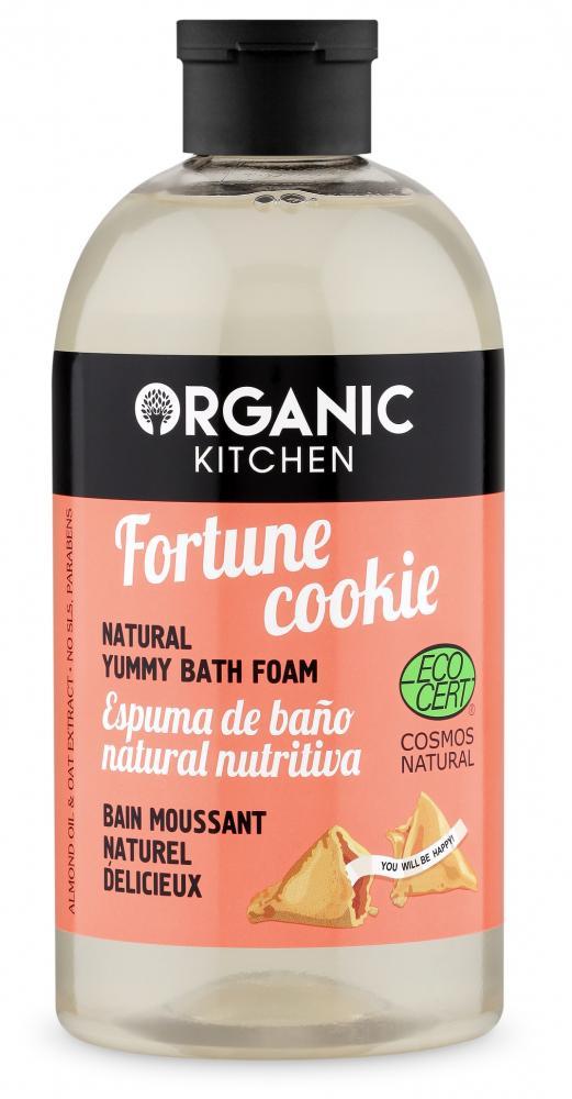 Organic Kitchen Pěna do koupele - Koláček štěstí 500 ml