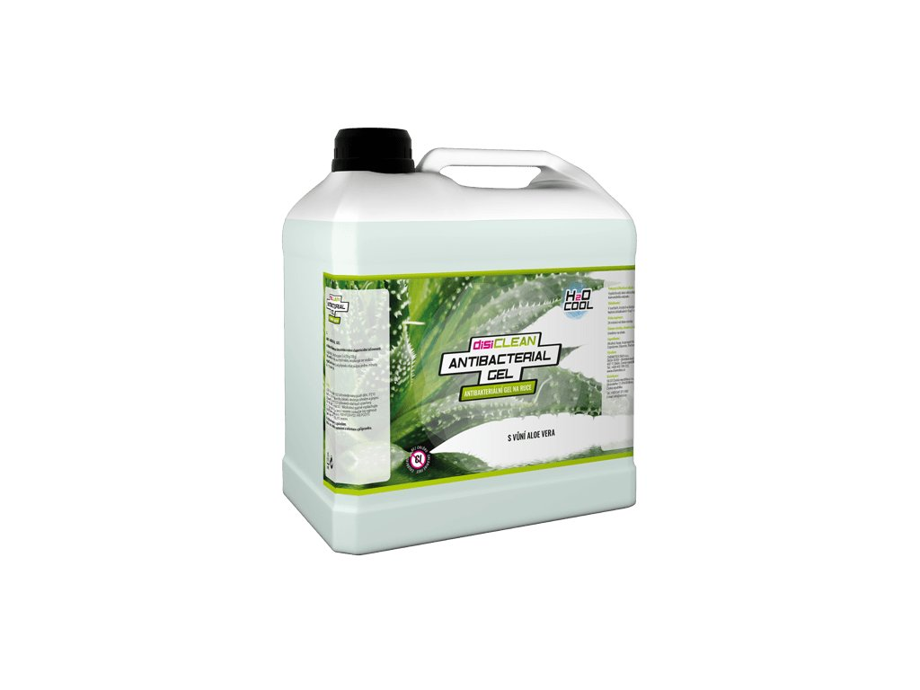 Levně H2O-COOL disiCLEAN Antibacteriální GEL 5 l 5 l