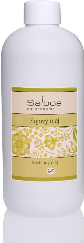 Saloos Sojový olej rafinovaný Ph. Eur. 6.6 1000 ml 1000 ml