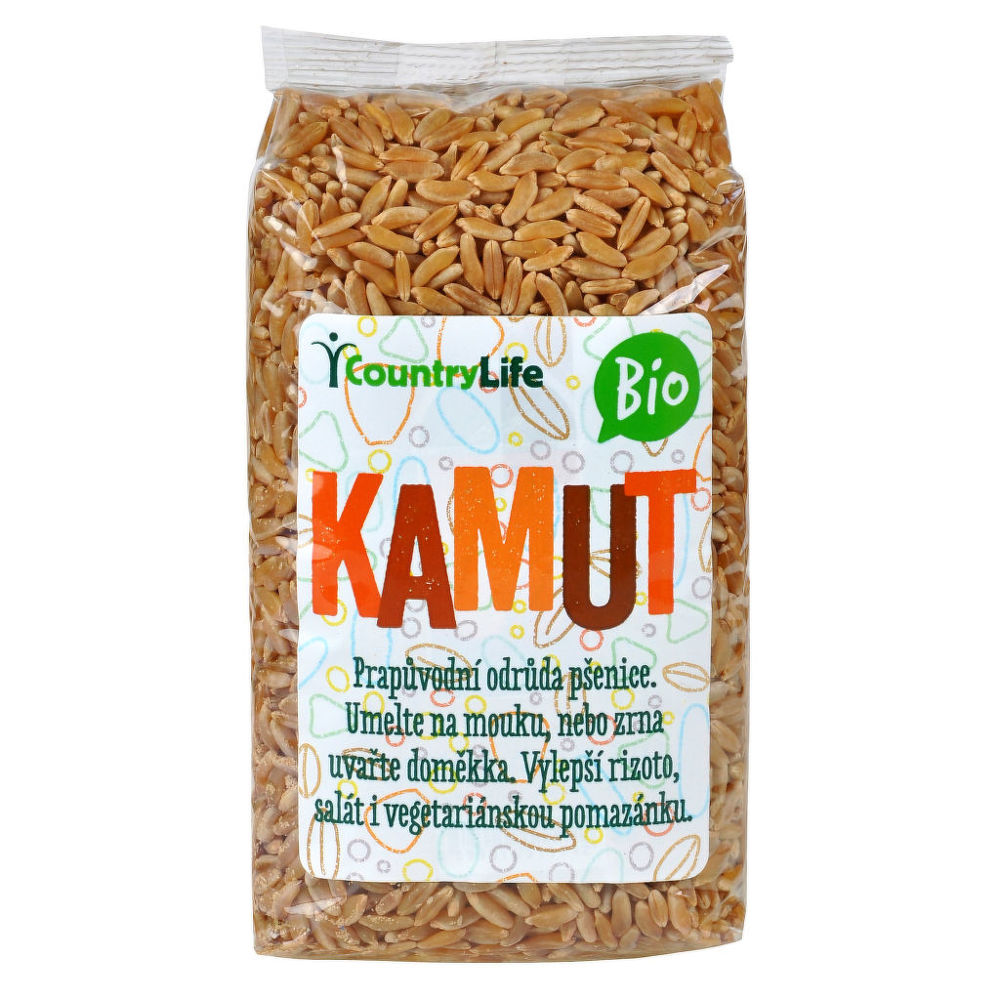 Country Life Kamut ® 500 g BIO COUNTRY LIFE 500 g