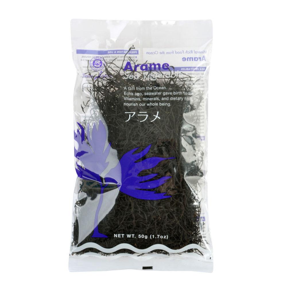 Country Life Mořské řasy Arame 50 g MUSO 50 g