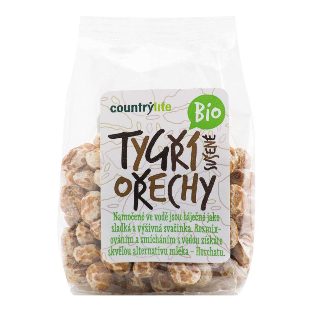 Country Life Tygří ořechy 100 g BIO COUNTRY LIFE 100 g
