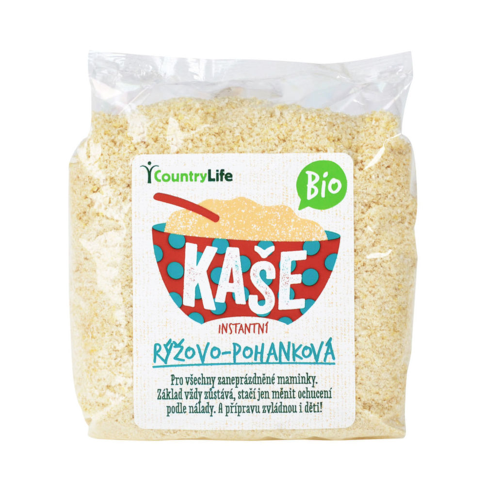 Country Life Kaše rýžovo-pohanková 300 g BIO 300 g