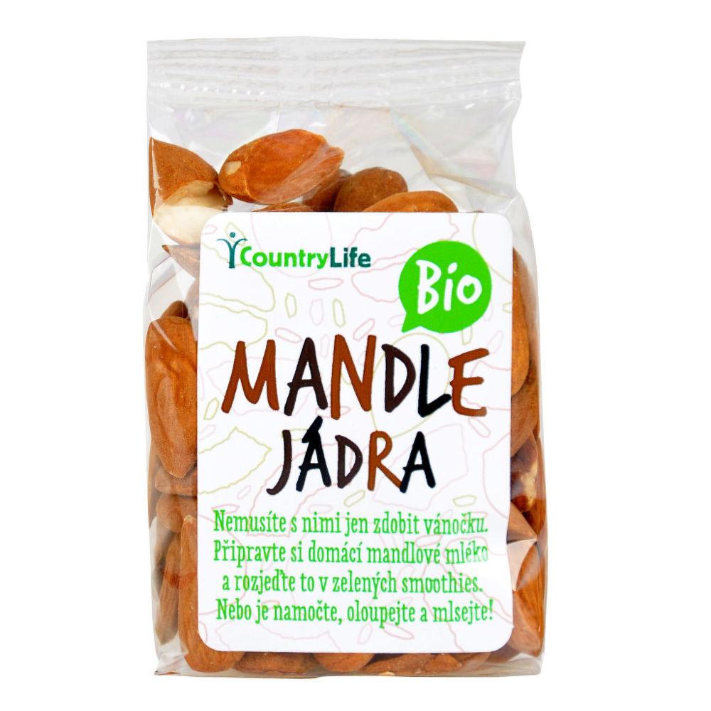 Country Life Mandle 100 g BIO 100 g