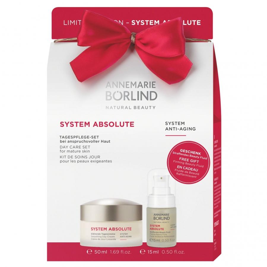 Anti-aging System Absolute - Denní krém rich 50ml + Beauty fluid 15ml gratis