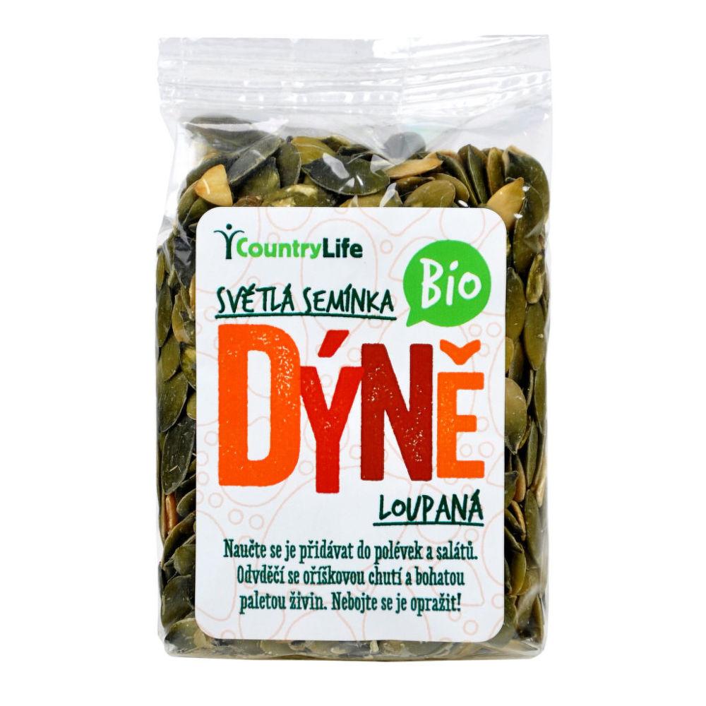 Country Life Dýňová semínka světlá 100 g BIO 100 g