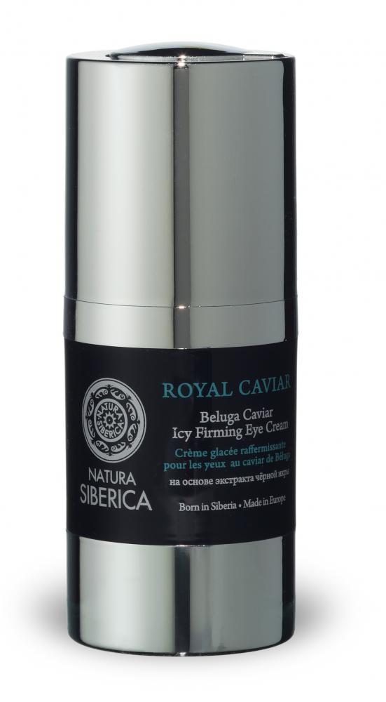 Royal Caviar ledový liftingový zpevňující krém na oči s kaviárem z Beluga