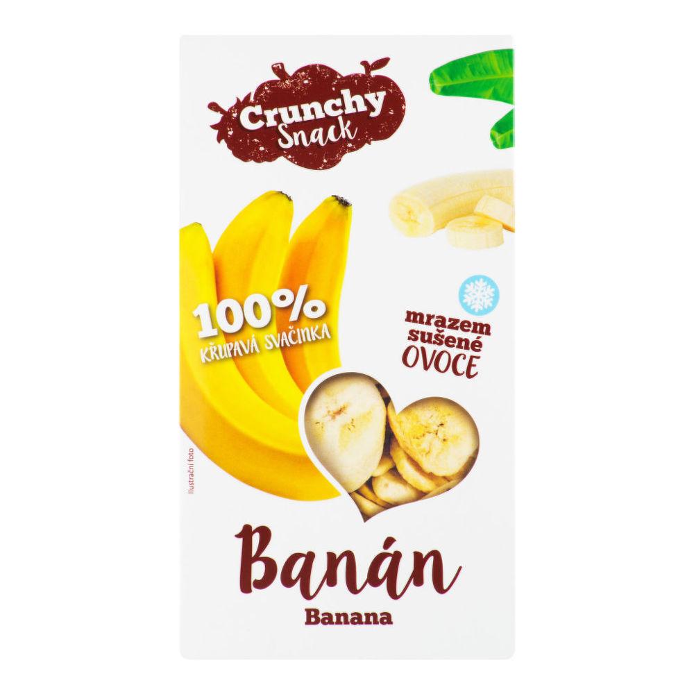 Country Life Banány sušené mrazem 20 g ROYAL PHARMA® 20 g