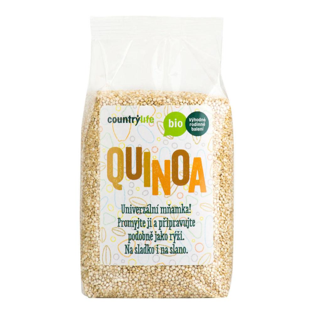Country Life Quinoa 500 g BIO COUNTRY LIFE 500 g