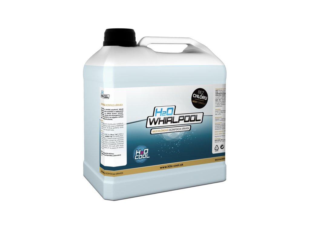 H2O-COOL H2O WHIRLPOOL - chemie pro vířivé vany 3 l 3 l