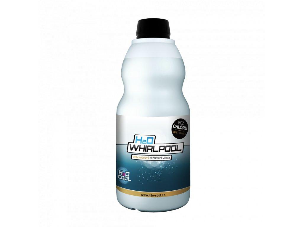 H2O-COOL H2O WHIRLPOOL - chemie pro vířivé vany 1 l 1 l