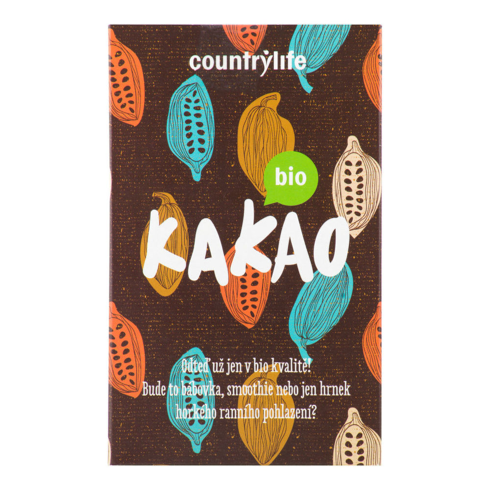 Country Life Kakao 150 g BIO COUNTRY LIFE 150 g