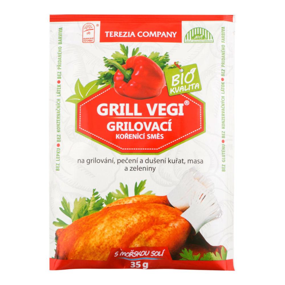 Country Life Koření grill vegi 35 g BIO TEREZIA COMPANY 35 g