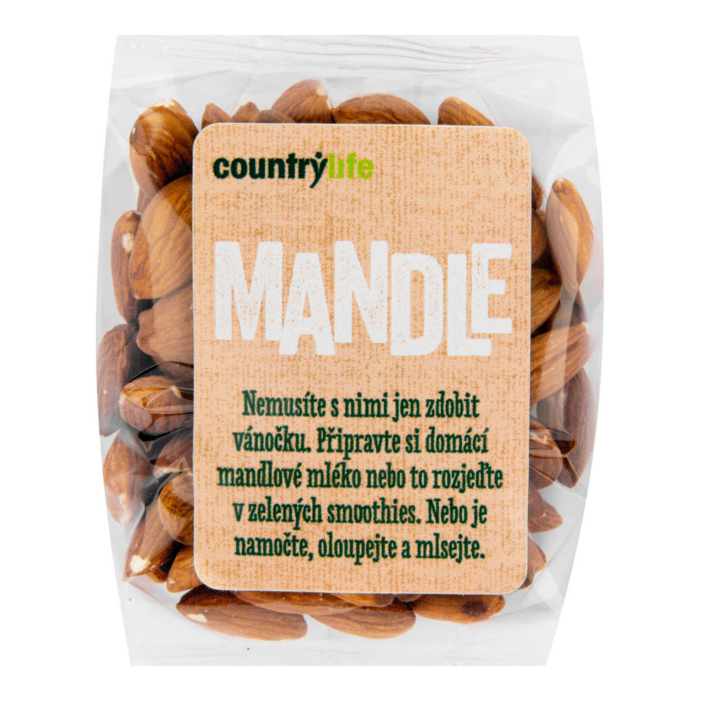 Country Life Mandle 100 g COUNTRY LIFE 100 g