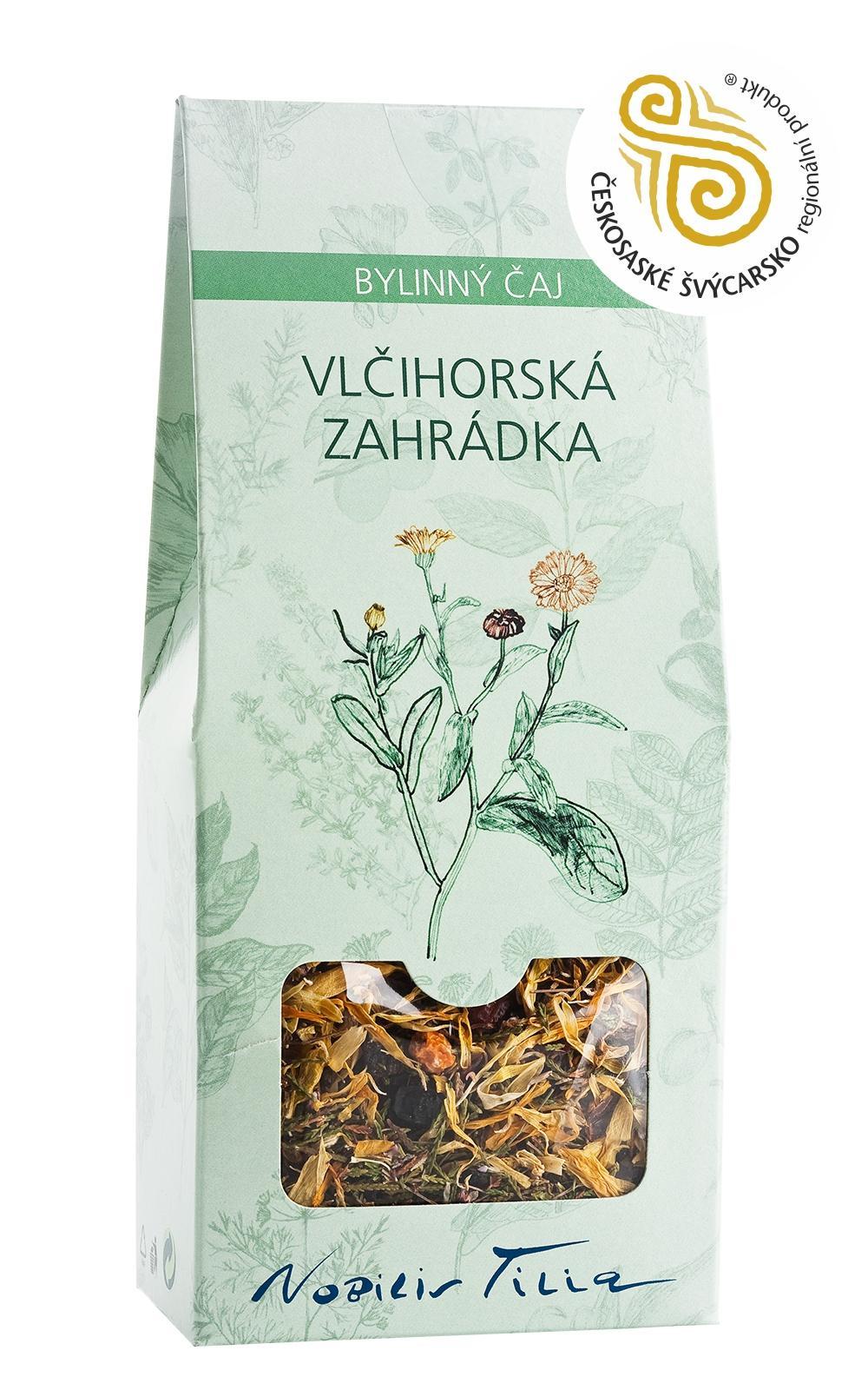 Levně Nobilis Tilia Čaj Vlčihorská zahrádka 50 g